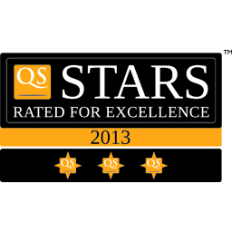 QS Stars Rating 2013