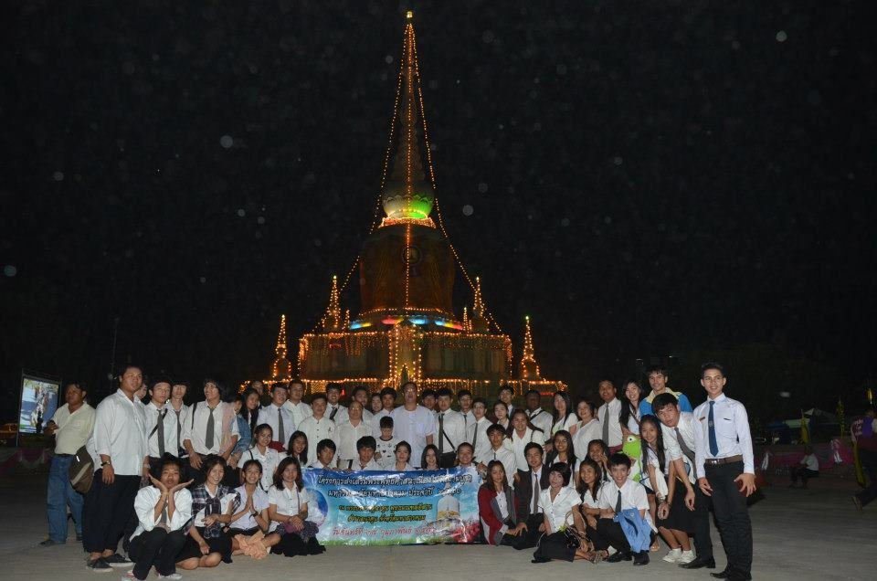 MSU Joined the Nation for Makha Bucha Day