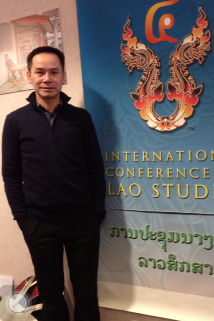 MSU HUSOC @ 4th International Conference on Lao Studies