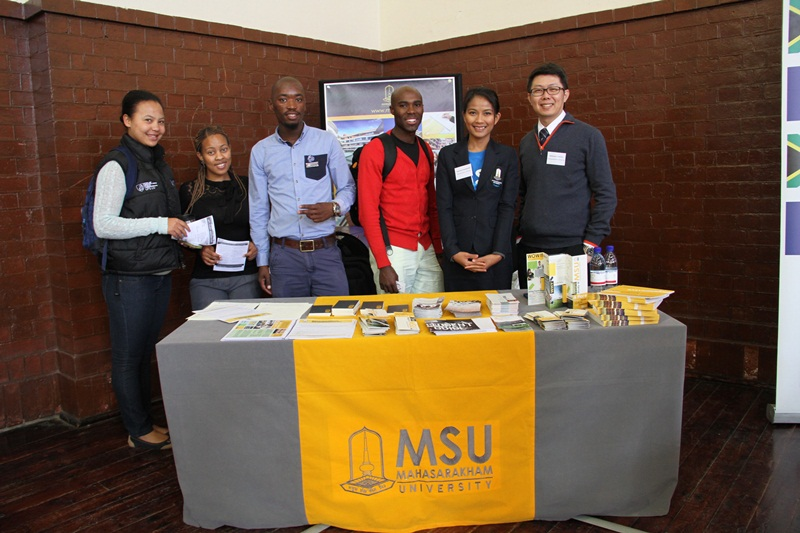 MSU @ UFS, South Africa for