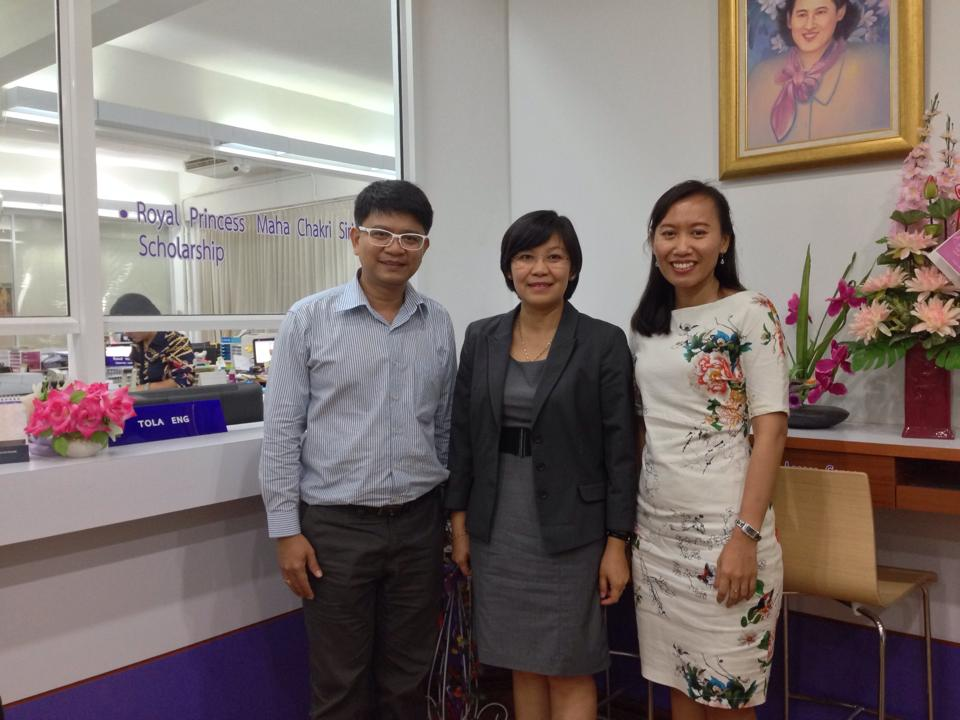 Montpellier Business School Project Development Coordinator for Asia Visited MSU-IRO