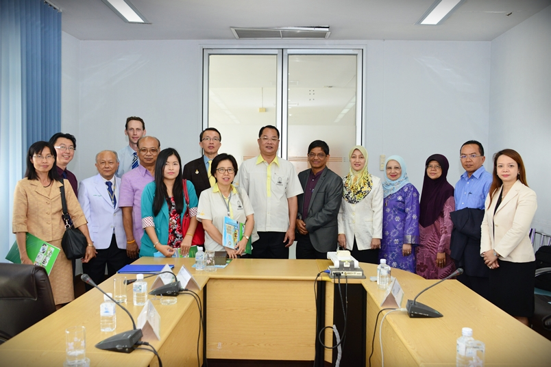 Universiti Sains Malaysia welcomed at MSU