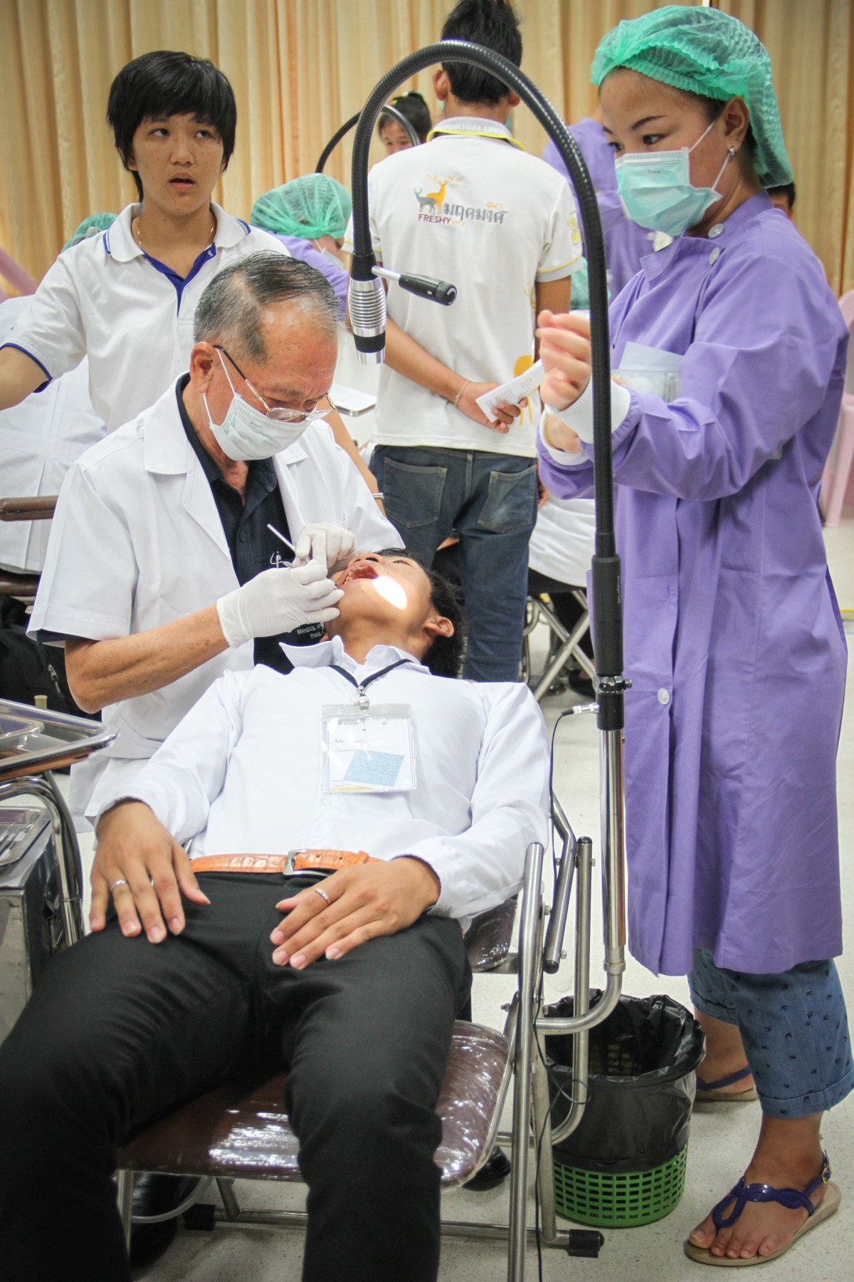 MSU Dental Mission 2014
