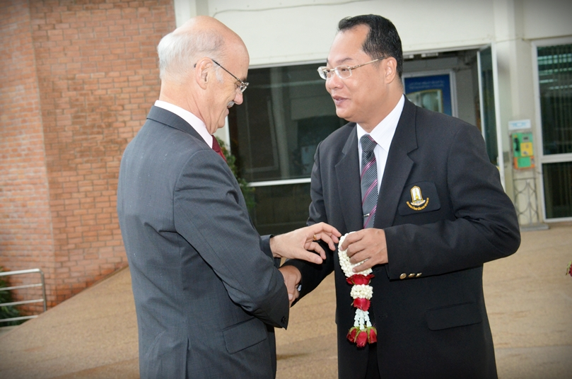Warmest Welcome for the Australian Ambassador, Thailand