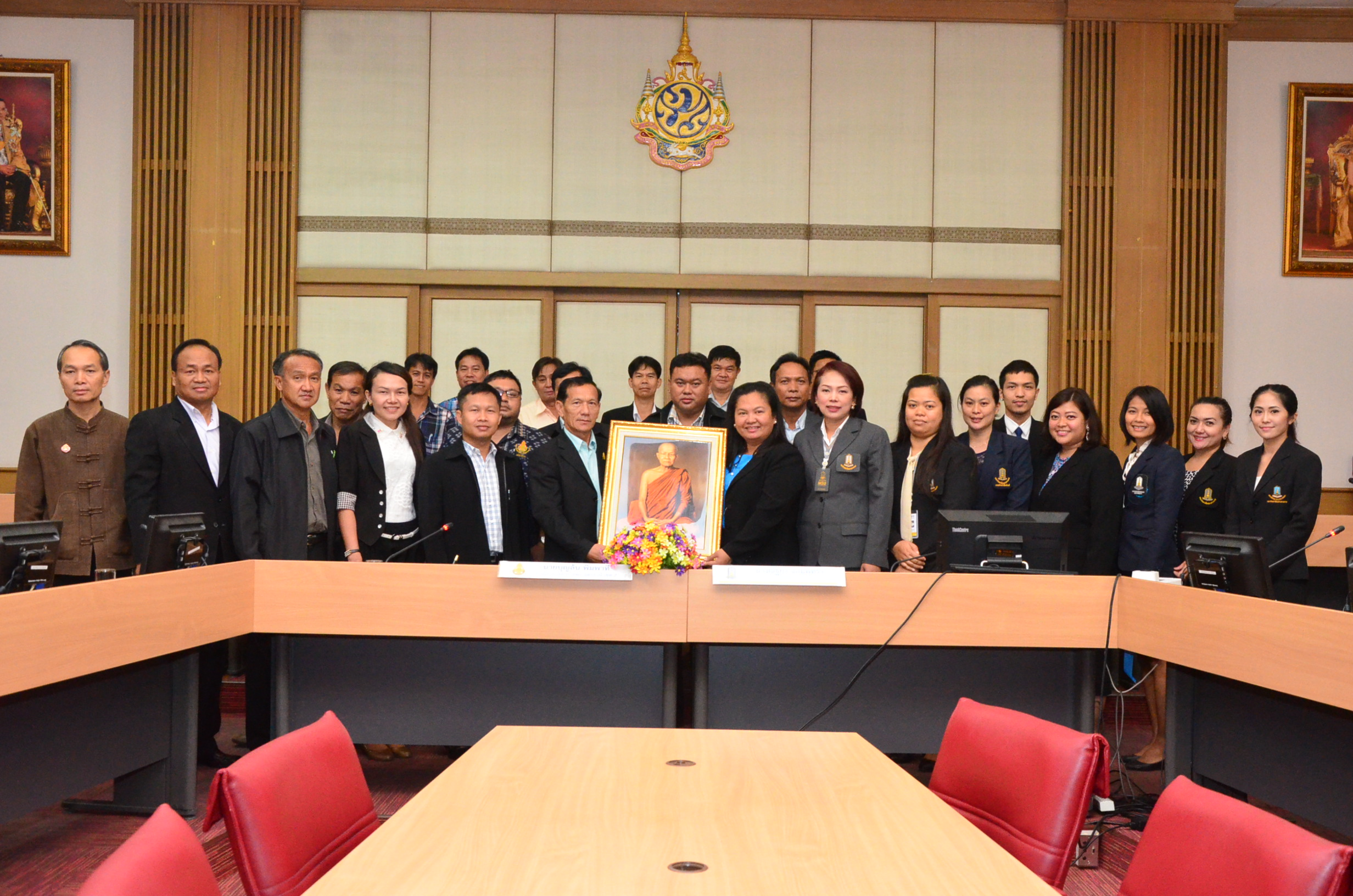 Udon Thani Primary Educational Services Area 2 Visited MSU