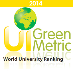 UI GreenMetric World University Ranking 2014