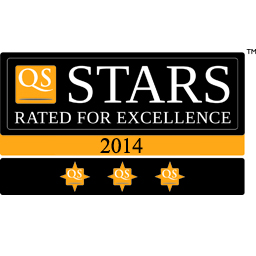 QS Stars Rating 2014
