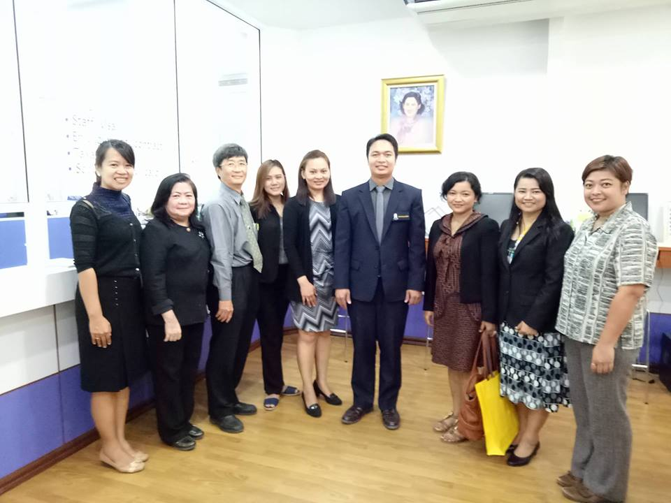 University of the Philippines Manila and Sanata Dharma University Visits MSU-Office of International Affairs