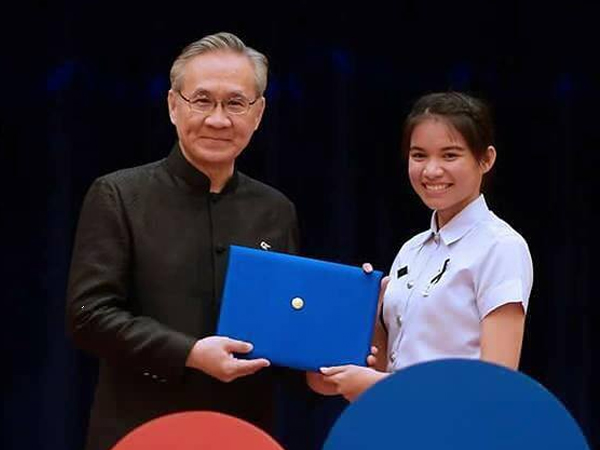 MSU Student Wins Essay Contest Hosted by the Thai Ministry of Foreign Affairs