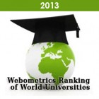 More about Webometrics Ranking of World Universities Jan 2013
