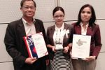 MSU Bagged 2 Awards from PROPAK ASIA 2013