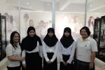 MSU-IRO Welcomed 3 Universiti Brunei Darussalam Students
