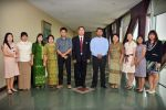 University of Medicine Magway Lecturers @ MSU
