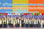 MSU @ 13th Asian University Presidents Forum