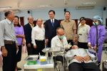 HRH Princess Maha Chakri Sirindhorn Mobile Dental Unit Dental Mission @ MSU