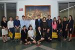 MSU welcomed the delegates from IGSNRR, Chinese Academy of Sciences