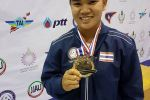 MSU Student Won the Ju-Jitsu Thailand Open Grand Slam & World Cup U15 2017
