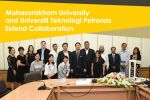 Mahasarakham University and Universiti Teknologi Petronas Extend Collaboration