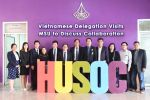Vietnamese Delegation Visits MSU to Discuss Collaboration