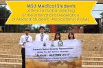 MSU Medical Students Attend a Global Meeting of the International Federation of Medical Students' Associations (IFMSA)