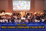 MSU Hosts MSU Global Citizenship Camp 2018