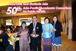 MSU Staff and Students Join 50th Asia-Pacific Academic Consortium for Public Health