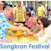 MSU holds the Songkran Festival 2019