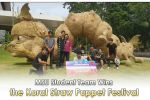 MSU Student Team Wins the Korat Straw Puppet Festival