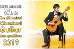 MSU Alumni Wins the Churairat Classical Guitar Competition 2019