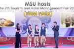 MSU hosts the 7th Tourism and Hotel Management Fair 2020 (THM FAIR)
