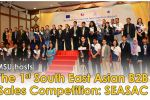 MSU hosts The 1st South East Asian B2B Sales Competition: SEASAC.
