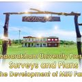 Mahasarakham University President Surveys and Plans for the MSU Farm development