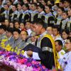 MSU Graduation Ceremony for Academic Year 2014